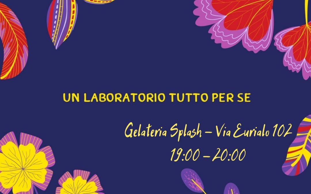 Un laboratorio tutto per sè – Voci di donne tra Afghanistan, Italia e Iran