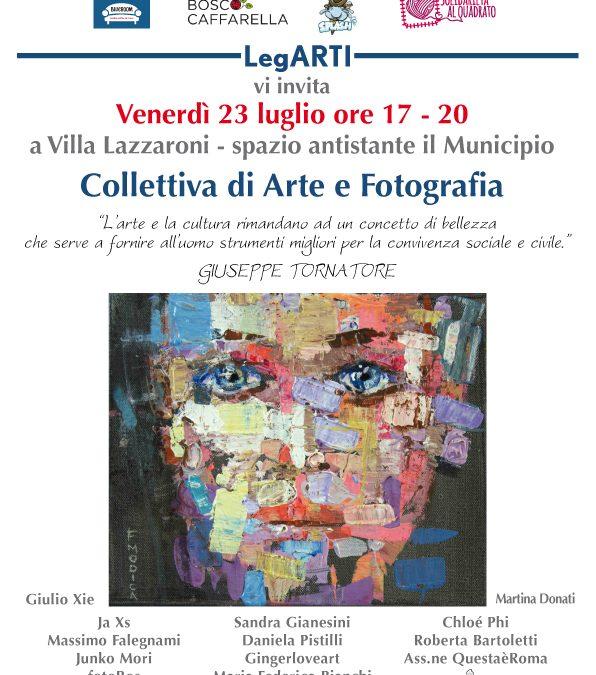 Collettiva di Arte e Fotografia