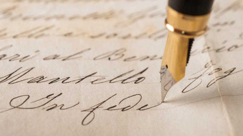 Presentazione laboratorio scrittura creativa